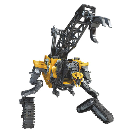Transformers Movie Studio Series 47 Deluxe Constructicon Hightower Robot Render
