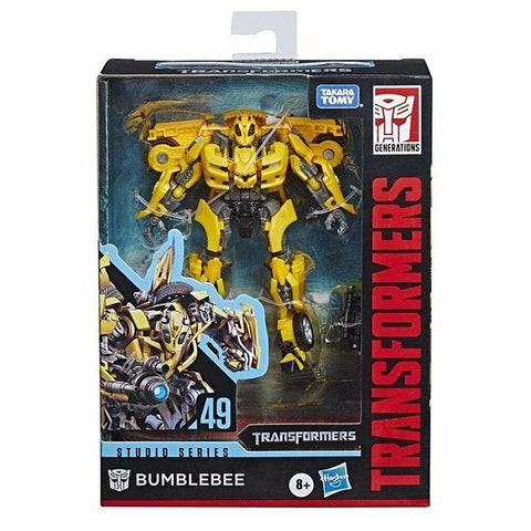 Transformers Studio Series 49 Movie 1 Bumblebee Box Package