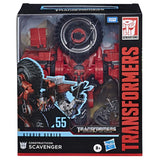 Transformers Movie Studio Series 55 Leader Constructicon Scavenger Box Package