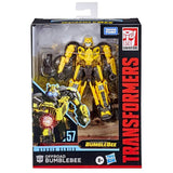 Transformers Movie Studio Series 57 Deluxe Offroad Bumblebee Jeep Box Package