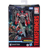 Transformers Movie Studio Series 59 Deluxe Shatter Jet Box Package