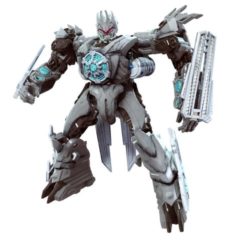 Transformers Movie Studio Series 62 Deluxe Soundwave ROTF Robot render