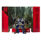 Transformers Movie Studio Series 63 Deluxe Wrecker Topspin DOTM scene backdrop display