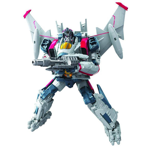 Transformers Movie Studio Series 65 Blitzwing Voyager Robot Render