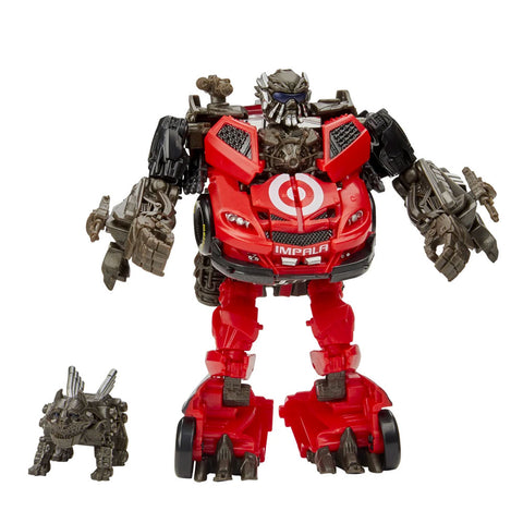 Transformers Movie Studio Series 68 deluxe wrecker leadfoot robot toy front