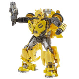 Transformers Movie Studio Series 70 Deluxe B-127 Cybertronian Bumblebee action figure toy robot