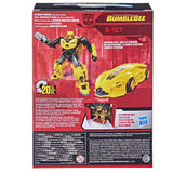 Transformers Movie Studio Series 70 Deluxe B-127 Cybertronian Bumblebee box package back