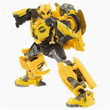 Transformers Movie Studio Series 70 Deluxe B-127 Cybertronian Bumblebee robot toy