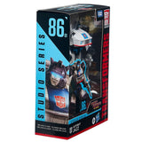 Transformers Movie Studio Series 86-01 Deluxe Autobot Jazz box package angle