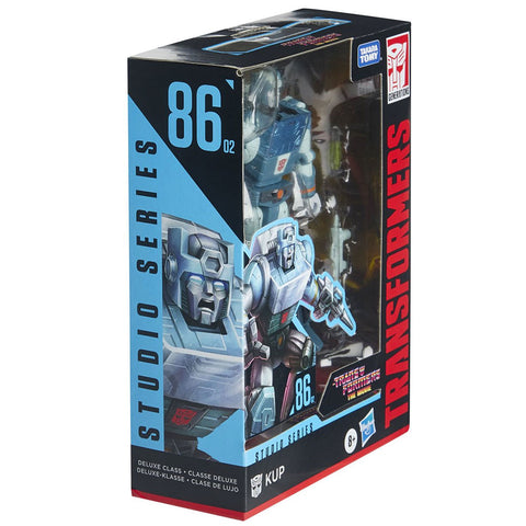 Transformers movie studio series 86-02 deluxe kup box package angle