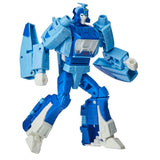 Transformers Movie Studio Series 86-03 deluxe blurr blue robot toy