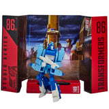 Transformers Movie Studio Series 86-03 deluxe blurr inner package display stand
