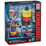 Transformers Movie Studio Series 86-06 Leader Grimlock & autobot wheelie box package angle