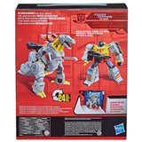 Transformers Movie Studio Series 86-06 Leader Grimlock & autobot wheelie box package back