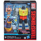 Transformers Movie Studio Series 86-06 Leader Grimlock & autobot wheelie box package front