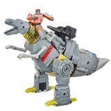 Transformers Studio Series 86-06 Grimlock & Autobot Wheelie - Leader
