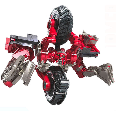 Transformers Movie Studio Series 55 Leader Constructicon Scavenger Robot Render