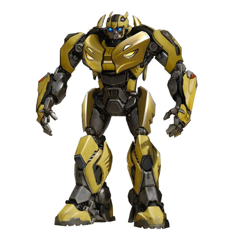 Transformers Movie Studio Series B-127 Cybertronian Bumblebee Character Art
