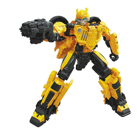 Transformers Movie Studio Series Deluxe Offroad Bumblebee Jeep Robot Render