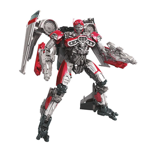 Transformers Movie Studio Series Deluxe Shatter Jet Robot Render