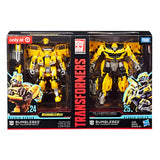 Transformers Studio Series 24 & 25 Then and Now Deluxe movie Bumblebee Target two pack box