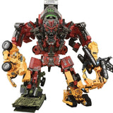 Transformers Movie Studio Series ROTF Devastator conbined skipjack yellow leg hasbro usa Toy