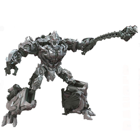 Transformers Movie Studio Series 54 Voyager Cybertronian Megatron robot render