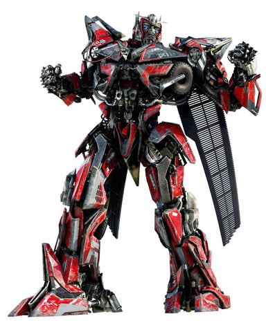 Transformers Movie Studio Series Voyager Sentinel Prime Robot Film Render