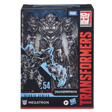 Transformers Movie Studio Series 54 Voyager 2007 Megatron box package