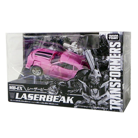 Transformers Movie The Best MB-EX Laserbeak pink bumblebee DOTM box package Japan TakaraTomy