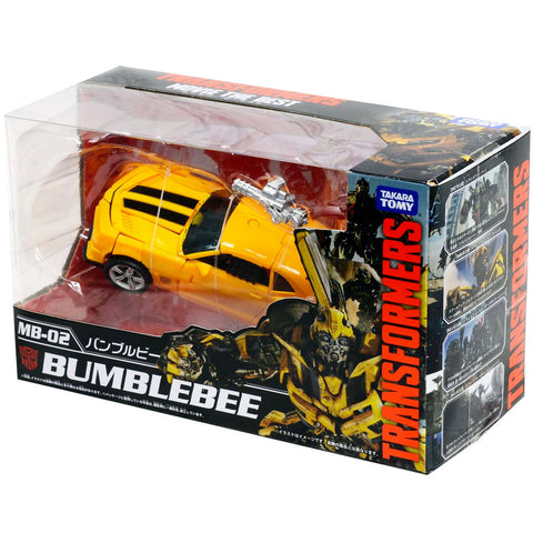 Transformers Movie The Best MB-02 Bumblebee deluxe box package japan takaratomy