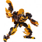 Transformers Movie the Best Age of Extinction AOE Bumblebee Deluxe TakaraTomy MB-EX Robot Gun