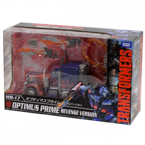 Transformers Movie The Best MB-17 Optimus Prime Revenge Version - Leader