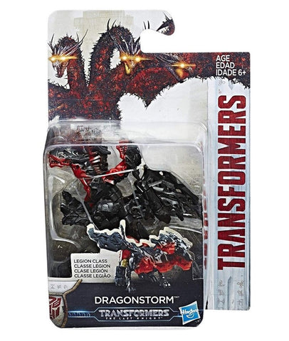Transformers The Last Knight Legion Class Dragonstorm Package Box