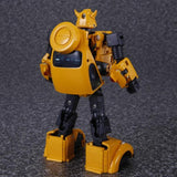Transformers Masterpiece MP-21 Bumblebee Robot Back Photo