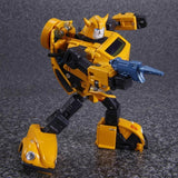 Transformers Masterpiece MP-21 Bumblebee Weapon Pose Photo