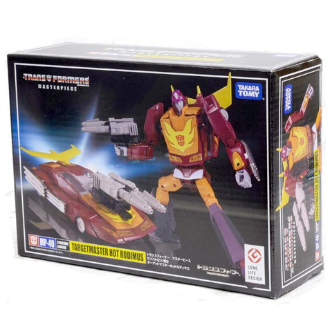 Transformers Masterpiece MP-40 Targetmaster Hot Rodimus Hotrod