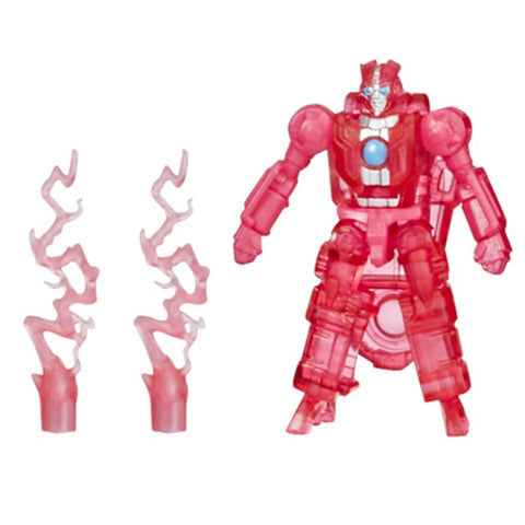 Transformers Netflix War for Cybertron Battlefield Rung Pink Robot Toy Accessories Blast FX