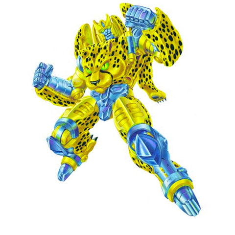 Transformers Netflix War For Cybertron Trilogy Cheetor - Deluxe