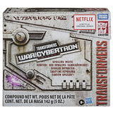 Transformers Netflix War for Cybertron Ultra Magnus Spoiler Pack Box Package Front