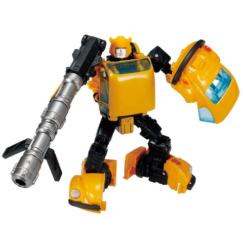 Transformers War for Cybertron Trilogy Netflix Earthrise Deluxe Bumblebee Robot Toy Walmart