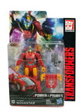 Transformers Power of the Primes POTP Deluxe Autobot Novastar misb