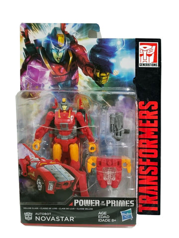 Transformers Power of the Primes Nova Star - Deluxe
