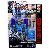 Transformers Power of the Primes POTP Darkwing Deluxe packaging box