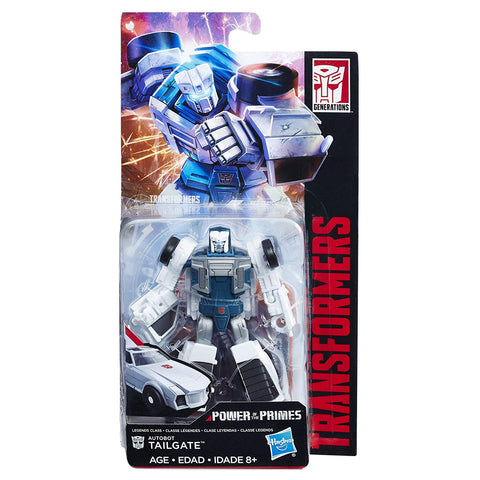 Transformers Power of the Primes POTP Legends Class Tailgate Box Package