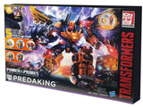Transformers Power of the Primes Titan Class Predaking Packaging Decepticon