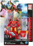 Transformers Power of the Primes POTP Deluxe Autobot Novastar package box