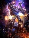 Transformers Power of the Primes POTP Leader Evolution Black Rodimus Unicronus Box Art