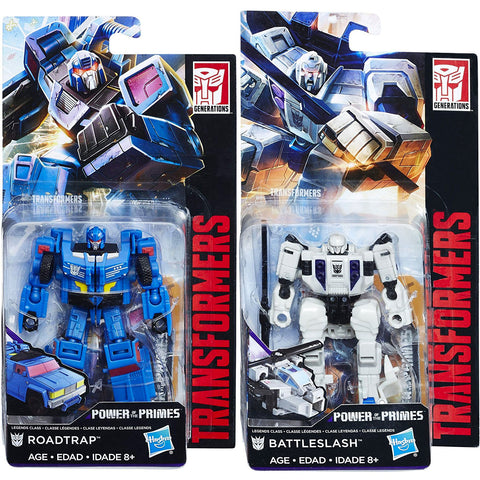 Transformers Power of the Primes Duocon Battletrap - Legends