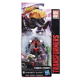 Transformers Power of the primes POTP Legends dinobot slash box package